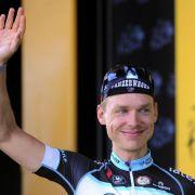 Martin stolz auf Merckx-Vergleich (Foto)