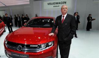 Martin Winterkorn verdiente fast 18 Millionen Euro (Foto)