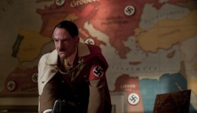 Martin Wuttke als Adolf Hitler in Quentin Tarantinos «Inglourious Basterds».  (Foto)