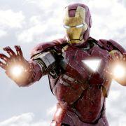 Hinter der glänzen Iron Man-Rüstung steckt Hollywood-Beau Robert Downey Jr.