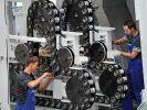 Maschinenbau: Auftragseingänge weiter im Minus (Foto)