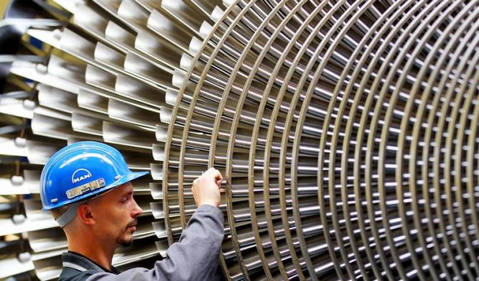 Maschinenbauer streben nach Asien: Erfolg durch Produktion vor Ort (Foto)