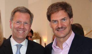 Maschmeyer zahlte Anzeigen-Kampagne für Wulff-Buch (Foto)