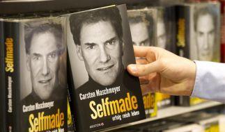 Maschmeyers Buch steht in den Läden (Foto)