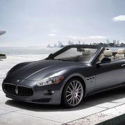 Edler Luxus und garantiert keine lahme Ente: das Maserati Cabrio Fendi.