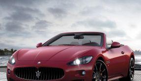 Maserati GranCabrio noch sportlicher (Foto)