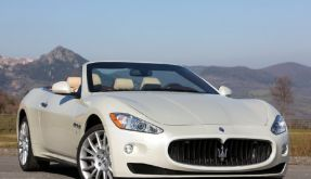 Maserati GranCabrio (Foto)