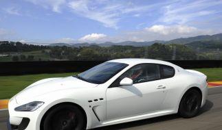 Maserati GranTurismo - MC Stradale hängt alle ab (Foto)