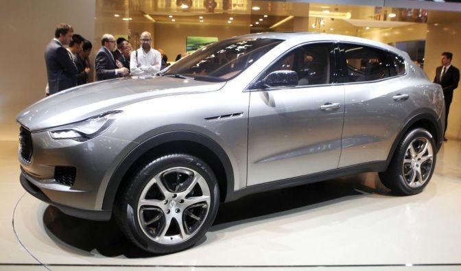 Maserati Kubang (Foto)