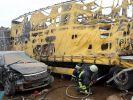 Massencrash: Opfer aus sechs Bundesländern (Foto)