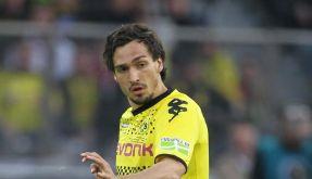 Mats Hummels hat bei Borussia Dortmund bis 2017 verlängert. (Foto)
