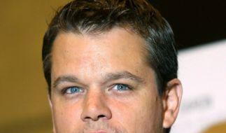 Matt Damon wird 40 (Foto)