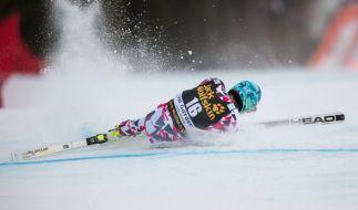 Matthias Mayer stürzte beim Ski alpin Weltcup schwer. (Foto)