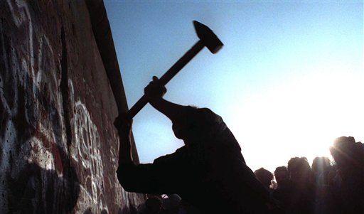 Mauerfall (Foto)