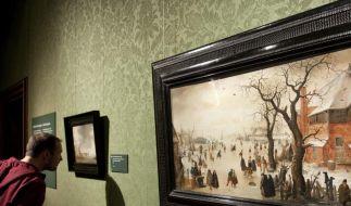 Mauritshuis: Kunstmuseum schließt 2012 (Foto)