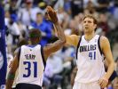 Mavericks besiegen Grizzlies: 23 Nowitzki-Punkte (Foto)