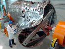 Max-Planck-Institut arbeitet an Kernfusionsforschungsanlage (Foto)