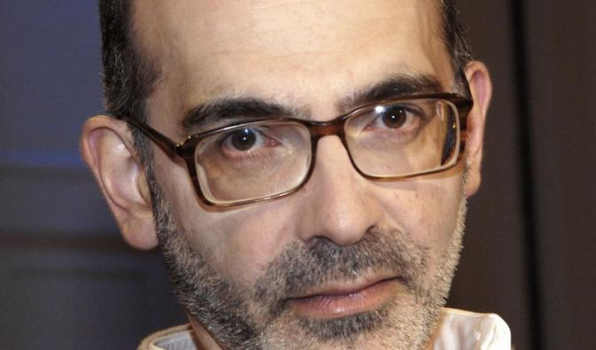 Maxim Biller nimmt Würth-Literaturpreis entgegen (Foto)
