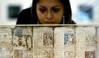 Maya-Prophezeiung: Das Buch zum Weltuntergang (Foto)
