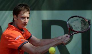 Mayer meistert bei French Open Auftakthürde (Foto)