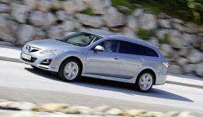 Mazda 6 2.2 CD Kombi (Foto)