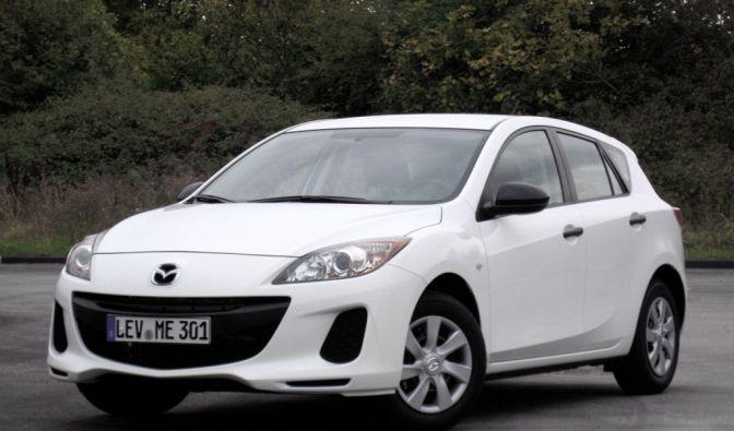 Mazda 3 1.6 MZR Prime-Line (Foto)