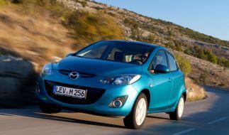 Mazda 2 1.3 MZR (Foto)