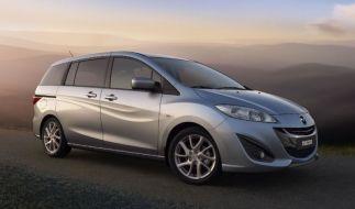 Mazda 5 (Foto)