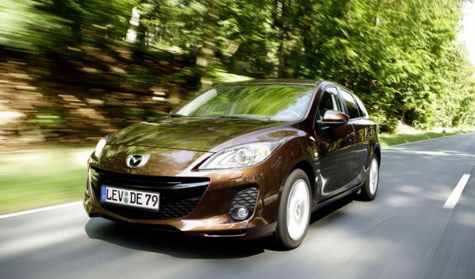 Mazda 3 (Foto)