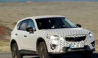 Mazda CX-5 startet unter 25 000 Euro (Foto)