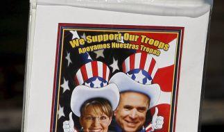 McCain und Palin (Foto)
