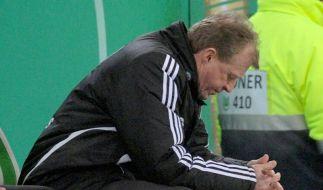 McClaren to go:Wolfsburg wartet auf Konsequenzen (Foto)