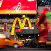 McDonald's kommt nicht aus der Krise heraus (Foto)