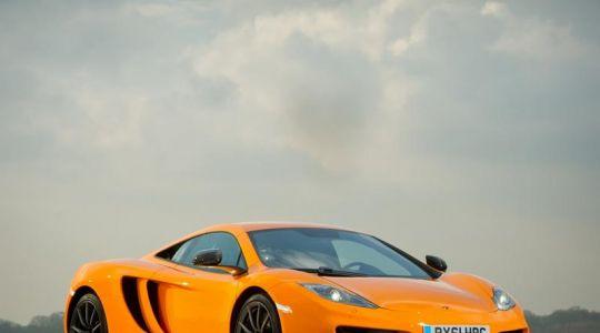 McLaren plant sechs Straßenmodelle bis 2015 (Foto)