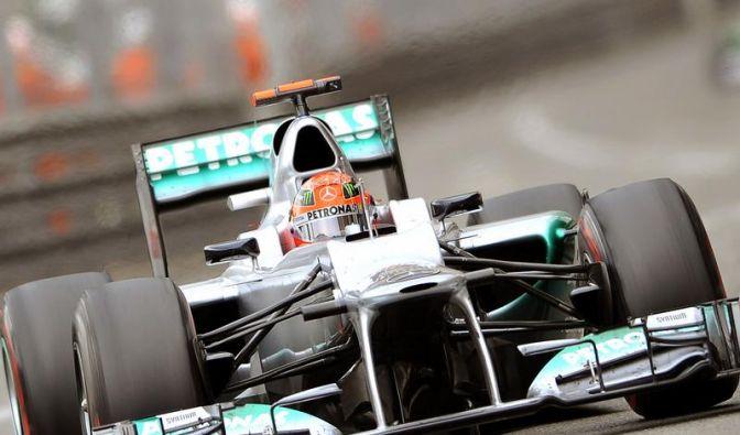 McLaren-Teamchef von SchumI-Sieg 2012 überzeugt (Foto)