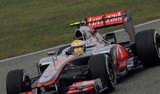 McLaren vor Mercedes im Abschlusstraining - Vettel 9. (Foto)