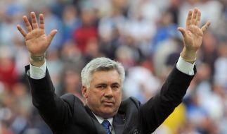 Medien: Ancelotti wird neuer PSG-Trainer (Foto)