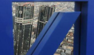 Medien: Deutsche Bank kurz vor Kapitalerhöhung (Foto)