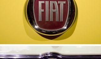 Medien: Fiat will bei Chrysler einsteigen (Foto)