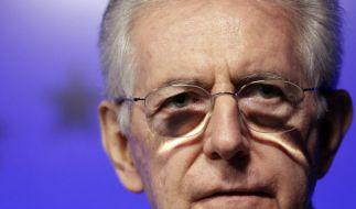 Medien: Monti Favorit für Berlusconi-Nachfolge (Foto)