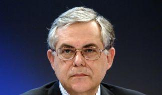 Medien: Papademos wird griechischer Ministerpräsident (Foto)