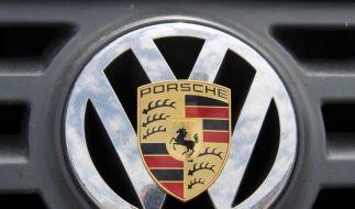 Medien: VW kauft Porsche-Holding noch diese Woche (Foto)