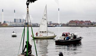 Meerjungfrau kehrt aus China nach Kopenhagen zurück (Foto)