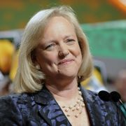 Meg Whitman trat im September 2011 den Chefposten bei HP an.