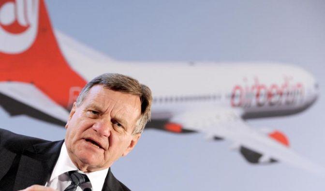 Mehdorn vertröstet Aktionäre: Schwarze Zahlen erst 2013 (Foto)