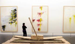 Mehr als 125 000 Besucher bei «Turner - Monet - Twombly» (Foto)