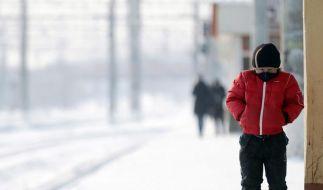 Mehr als 200 Kältetote in Russland (Foto)