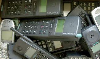 Mehr als 80 Millionen alte Handys in Deutschland (Foto)