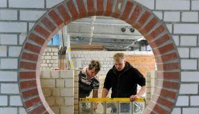 Mehr Azubis in der Baubranche (Foto)