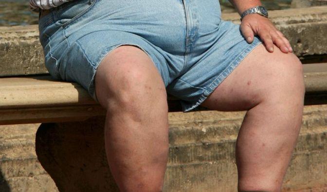 Mehr Dicke, mehr Diabetes, mehr Psycho-Stress (Foto)
